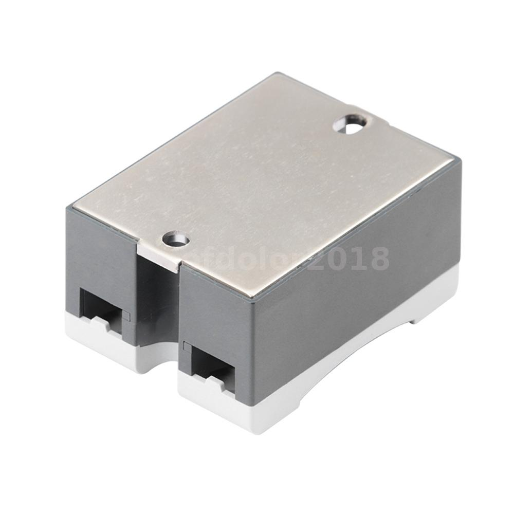 Control Solid State Relay Module 40a 24 480v Ac 3 32v Dc Input The Professional Output Current Contactless And No Spark Design Longer Service Life Stable Noise Easy To Install Use